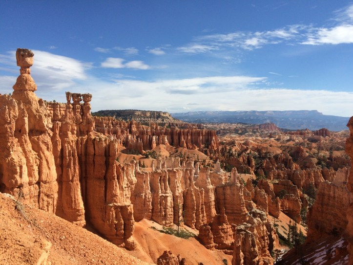 Quest for 59 parks - Bryce Canyon National Park (Thor's Hammer)