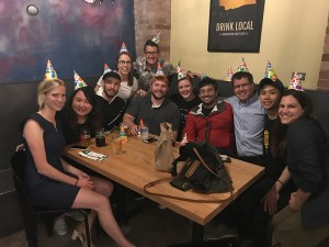 Loved June: The Crew at Flatstick Pub