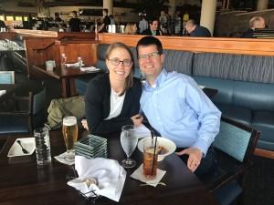 Loved June: PQ and me at Palisade