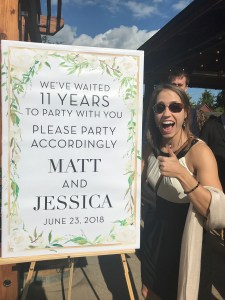 Loved June: Mattica Wedding
