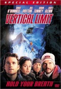 Top 10 Favorite Movies: Vertical Limit