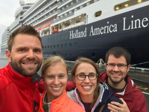 Five Faves 10-5-18: Holland America Line Cruise