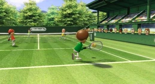 Wii Tennis - Five Faves 3-27-20