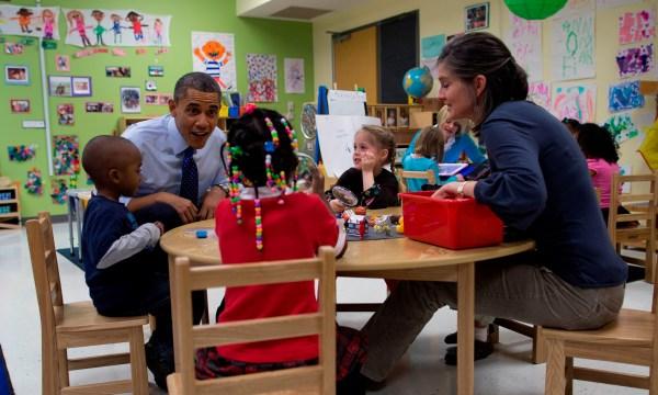 Katie Quirk' - Universal Preschool Access December