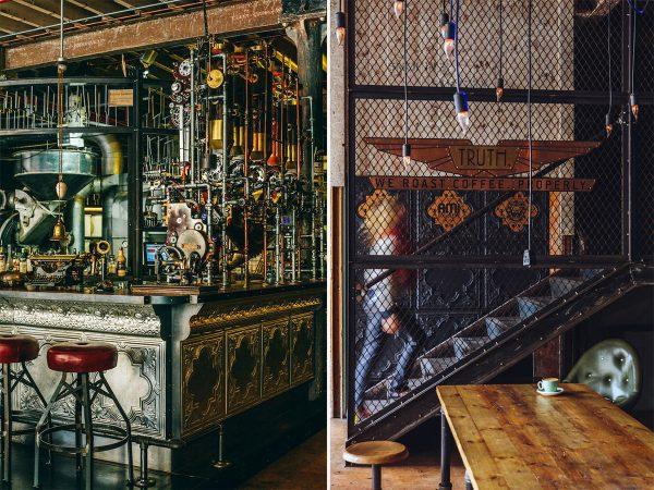Steampunk Interior Design Ideas
