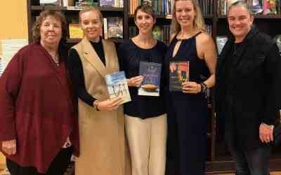 A Wonderful Book Event at Flyleaf Books with Tall Poppy Writers