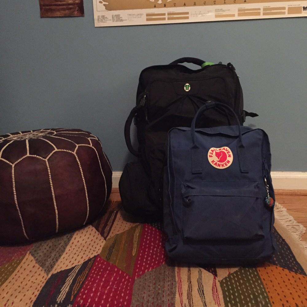 Carry on backpacks