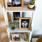 How To Style A Ladder Bookshelf Katie S Bliss