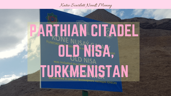 Parthian Citadel in Old Nisa