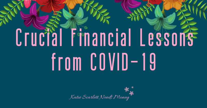 Financial Lessons fro COVID-19