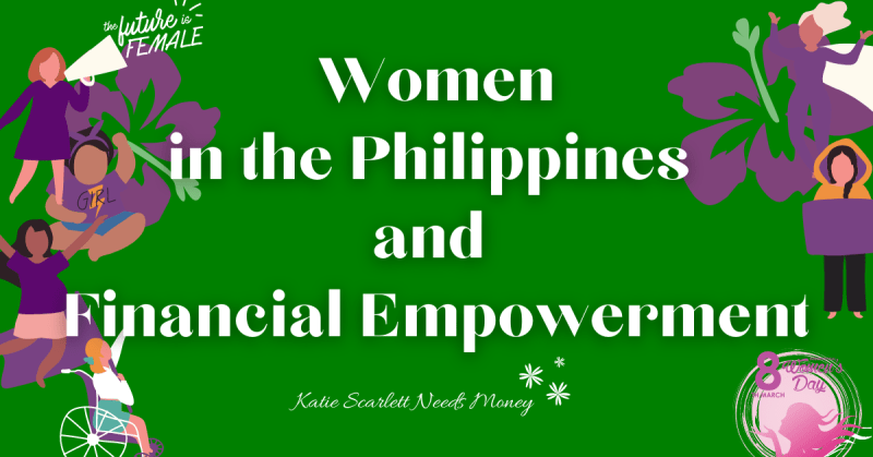 Women in the Philippines and Financial Empowerment