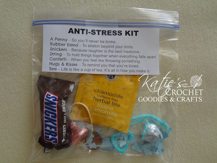 Funny Stress Relief Gifts Katies Crochet Goodies Amp Crafts