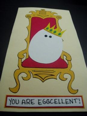 eggcellent!!