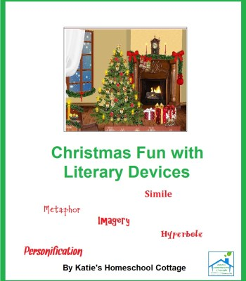 Christmas Literary Devices Practice