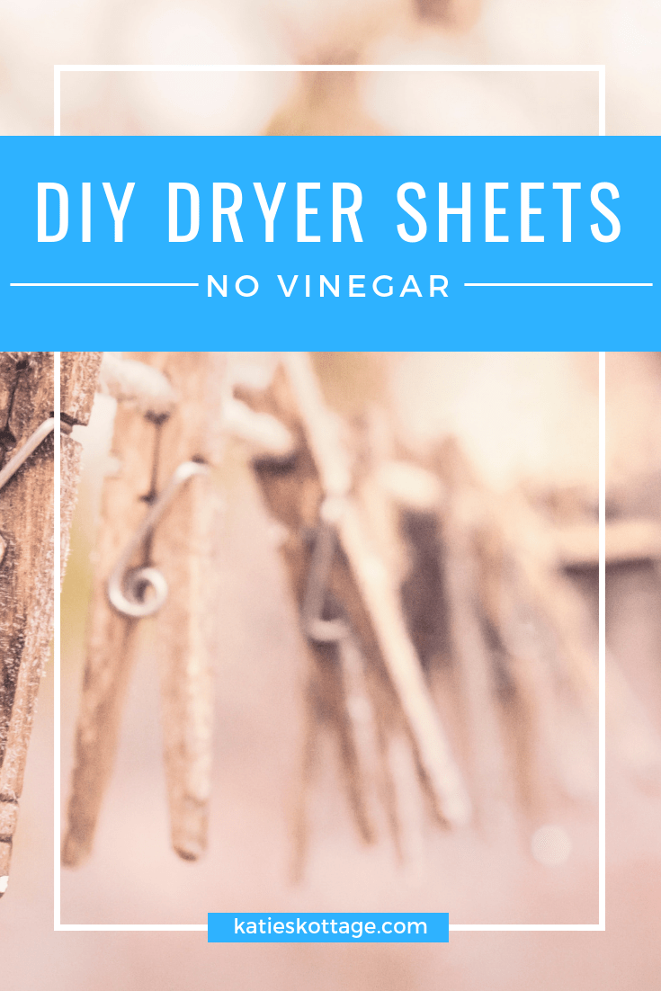 Reusable DIY dryer sheets. I'll show you how to make diy dryer sheets with essential oils and with or without vinegar. These can be used for static cling and as a fabric softer. #cleaning #cleaningtips #cleaninghacks #cleaning recipes #vinegar #diycleaningproducts #diycleaners