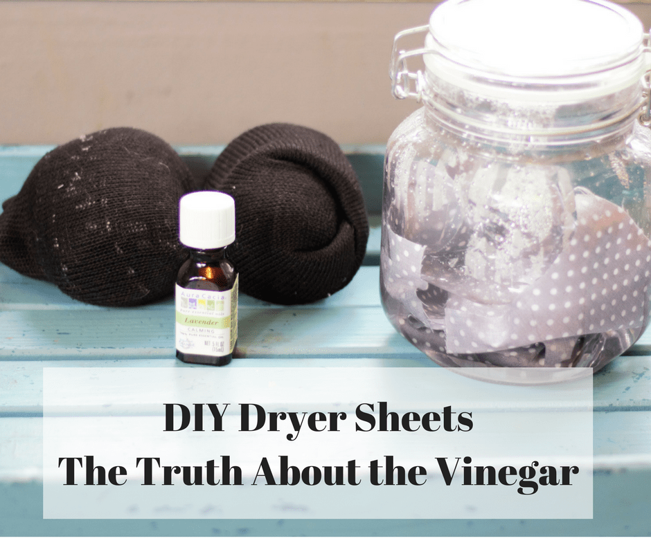 DIY Dryer Sheets and Laundry Hack