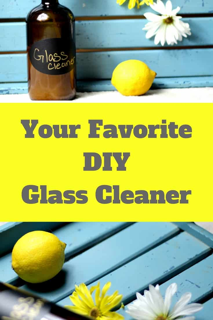 Do it yourself natural glass cleaner. The best natural glass cleaner. DIY Windex.