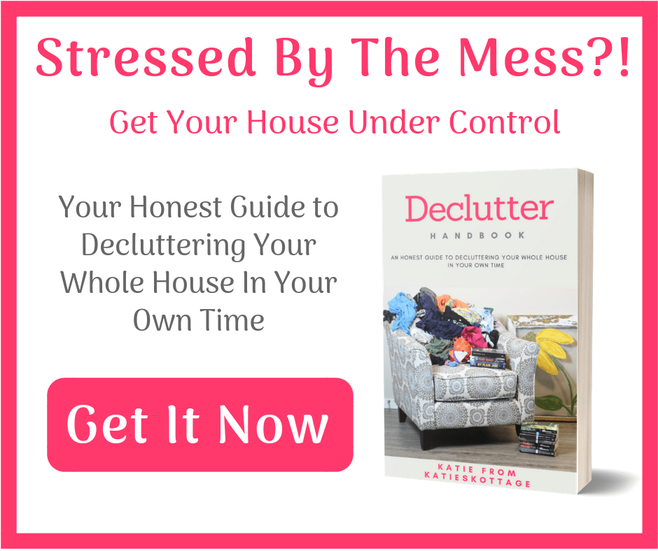 declutter your whole house