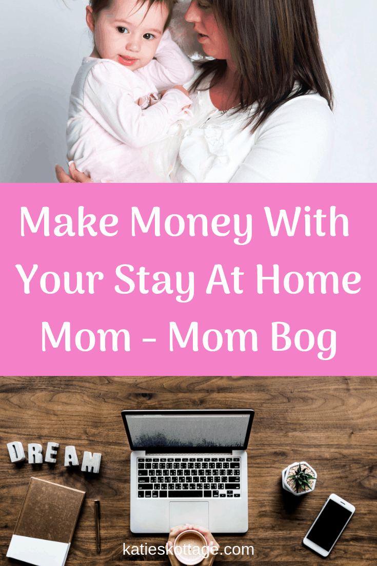 Make money blogging as a stay at home. 3 ways for beginners to make money blogging. #bloggingtips #blogging #makemoneyblogging