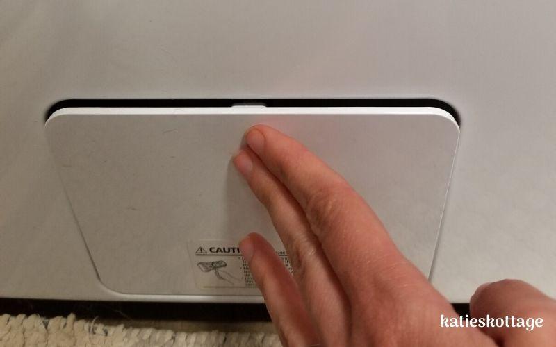 washing machine drain trap