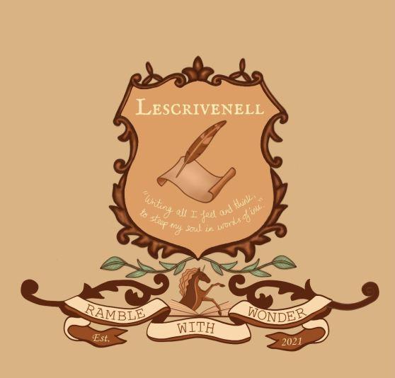Lescrivenell emblem