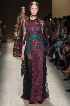 A Queenly Like vibe at Valentino