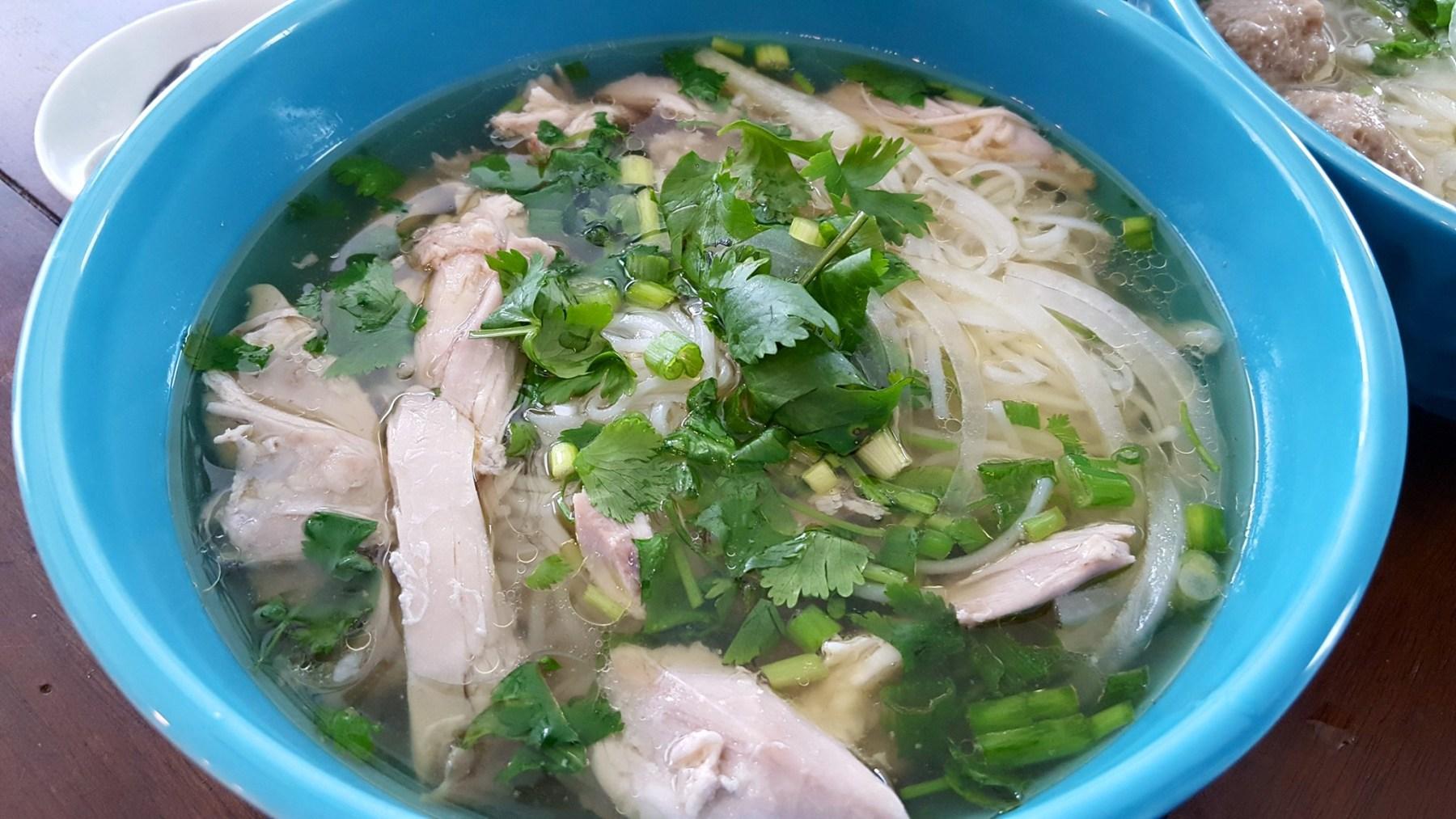 Basic Phở Gà Instant Pot (Chicken Pho)