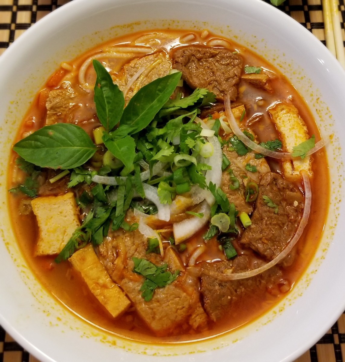 New Recipe: BÚN HUẾ CHAY INSTANT POT (VIETNAMESE
