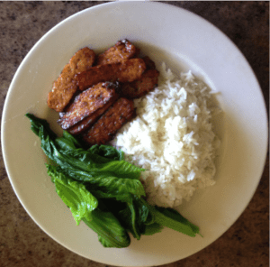 ginger tempeh recipe