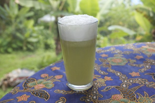 cucumber cabbage juice