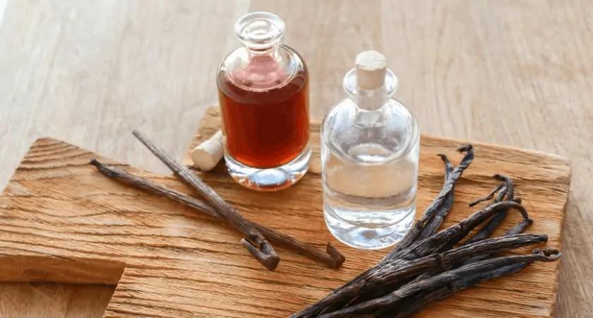 Vanilla Extract Ingredients