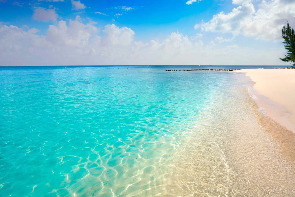 Beautiful Sea and Sandy Beach - A Dream Holiday Destination For Many
