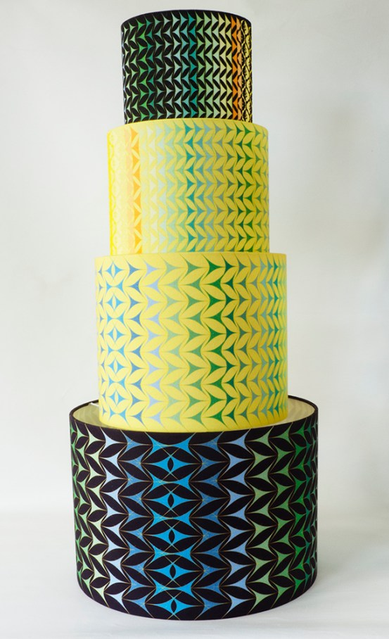 ecco lampshades tower