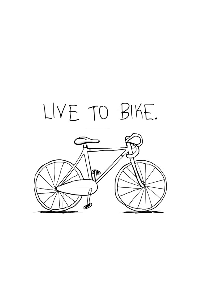 live to bike cell