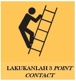 rambu 3 point contact
