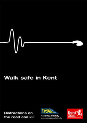 You need to hear well to walk safely