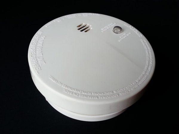 smoke detector sistem proteksi kebakaran aktif