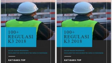 Photo of Gratis Ebook Regulasi Dasar Hukum K3