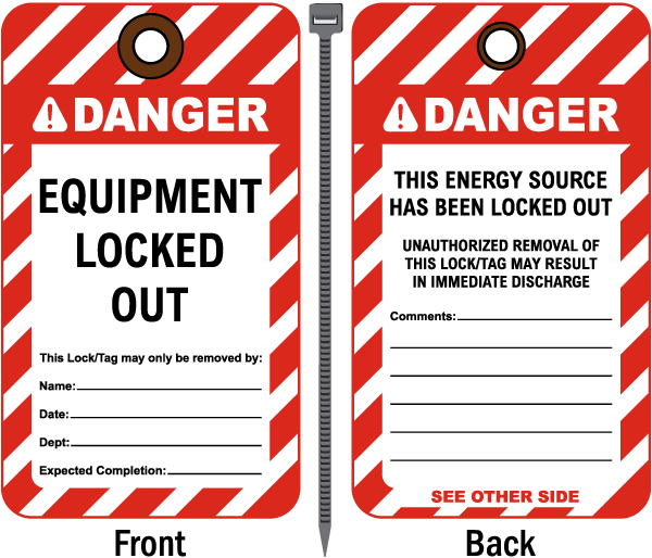 tagout tag out