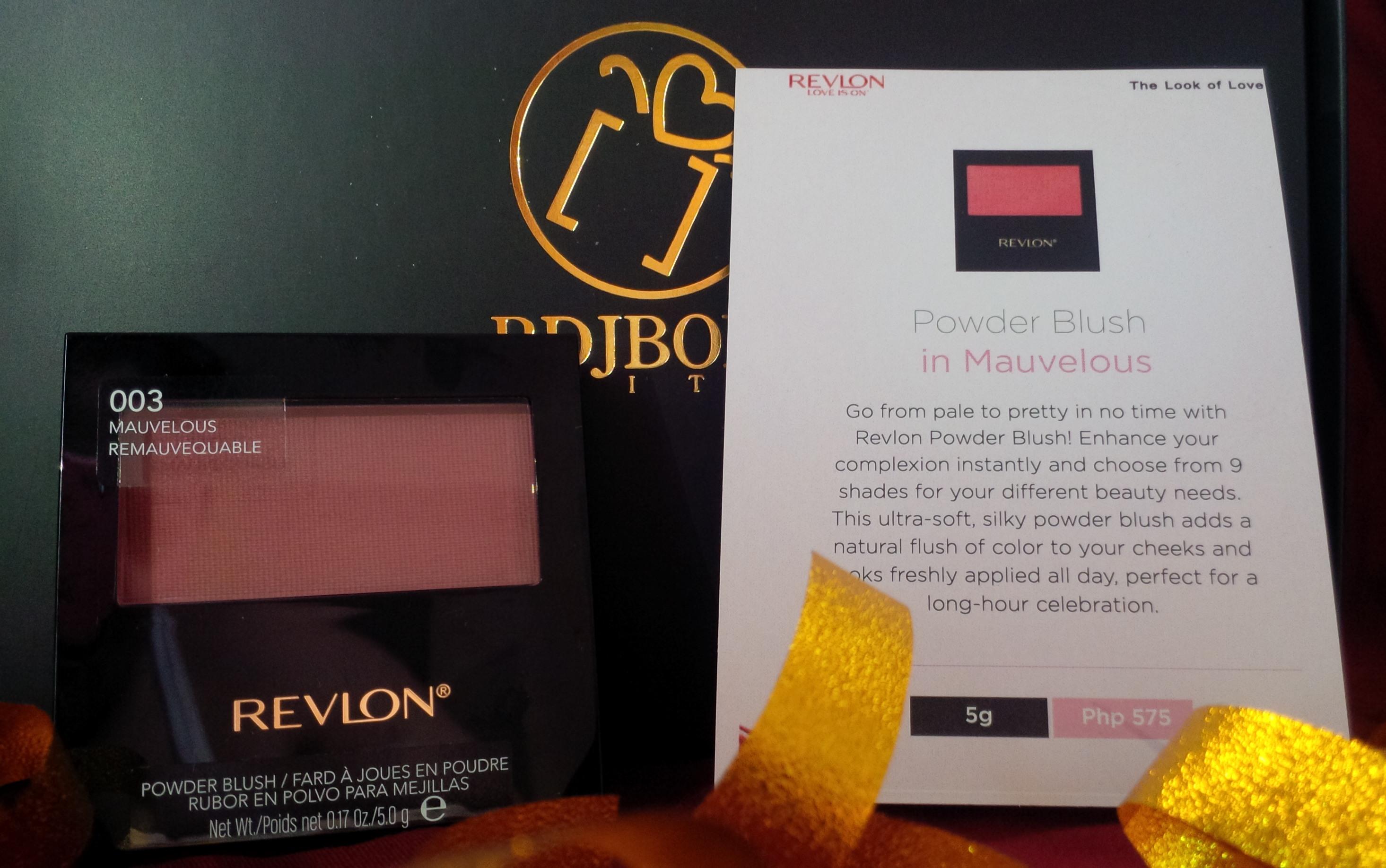 UNBOXING August BDJ Box Elite A Revlon Exclusive