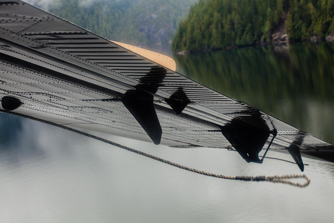 The Misty fjordsNear Ketchikan on the Alaska marine highway and inside passage.