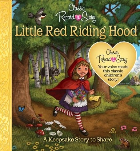 Hallmark Recordable storybooks for kids