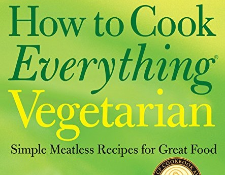 Best Vegetarian Cookbooks 2017
