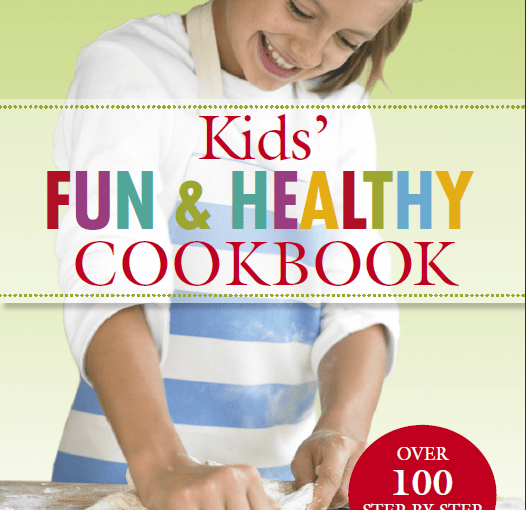 Best Kids Cookbooks 2017