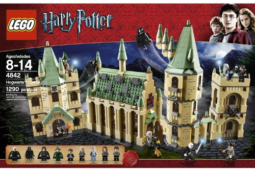 Harry Potter Lego Deathly Hallows Sets