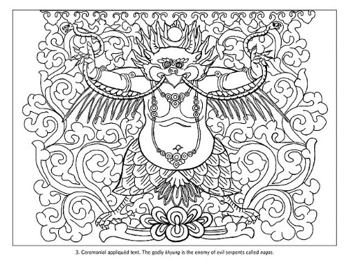 Best Buddhism Coloring Books - Katinka\'s Christmas Gifts ...