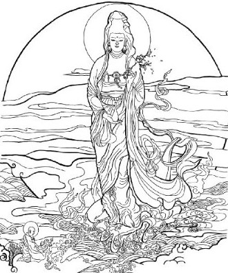 Best Buddhism Coloring Books Katinka S Christmas Gifts