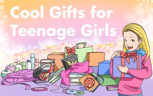 Christmas gifts for teenage girl 2019
