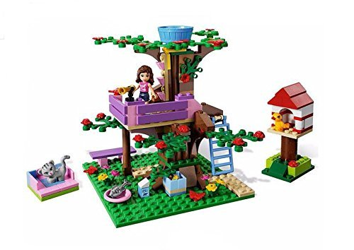 Lego's Friends Olivia's Tree House