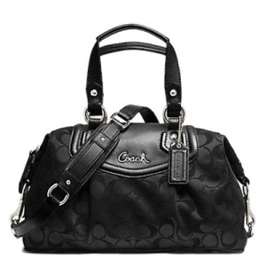 black-coach-handbag